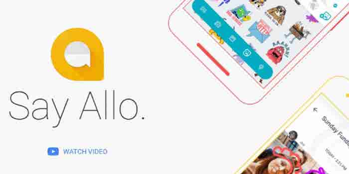 Google Allo Has Officially Launched