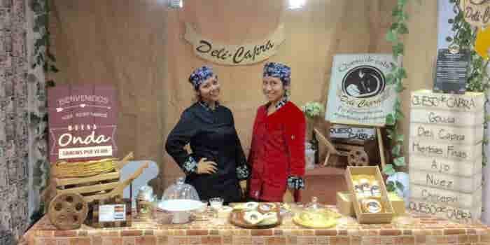 Deli Capra: producto artesanal con sabor a queso