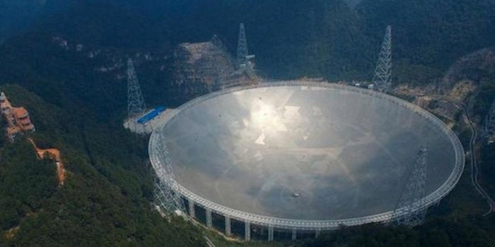 Finally: Chinese Telescope to Hunt for Aliens