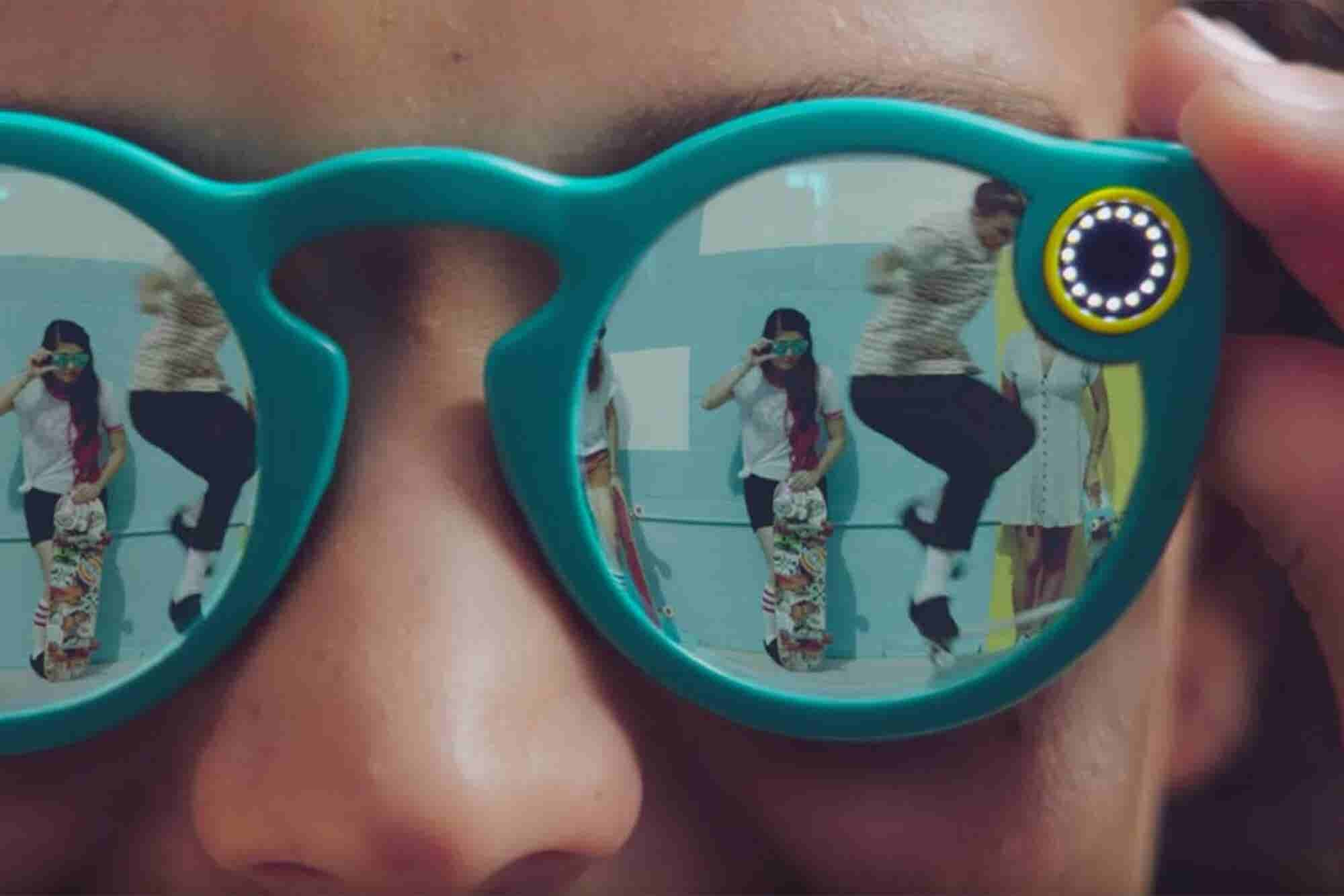 Will You Record Your Snaps With Snapchat Spectacles?