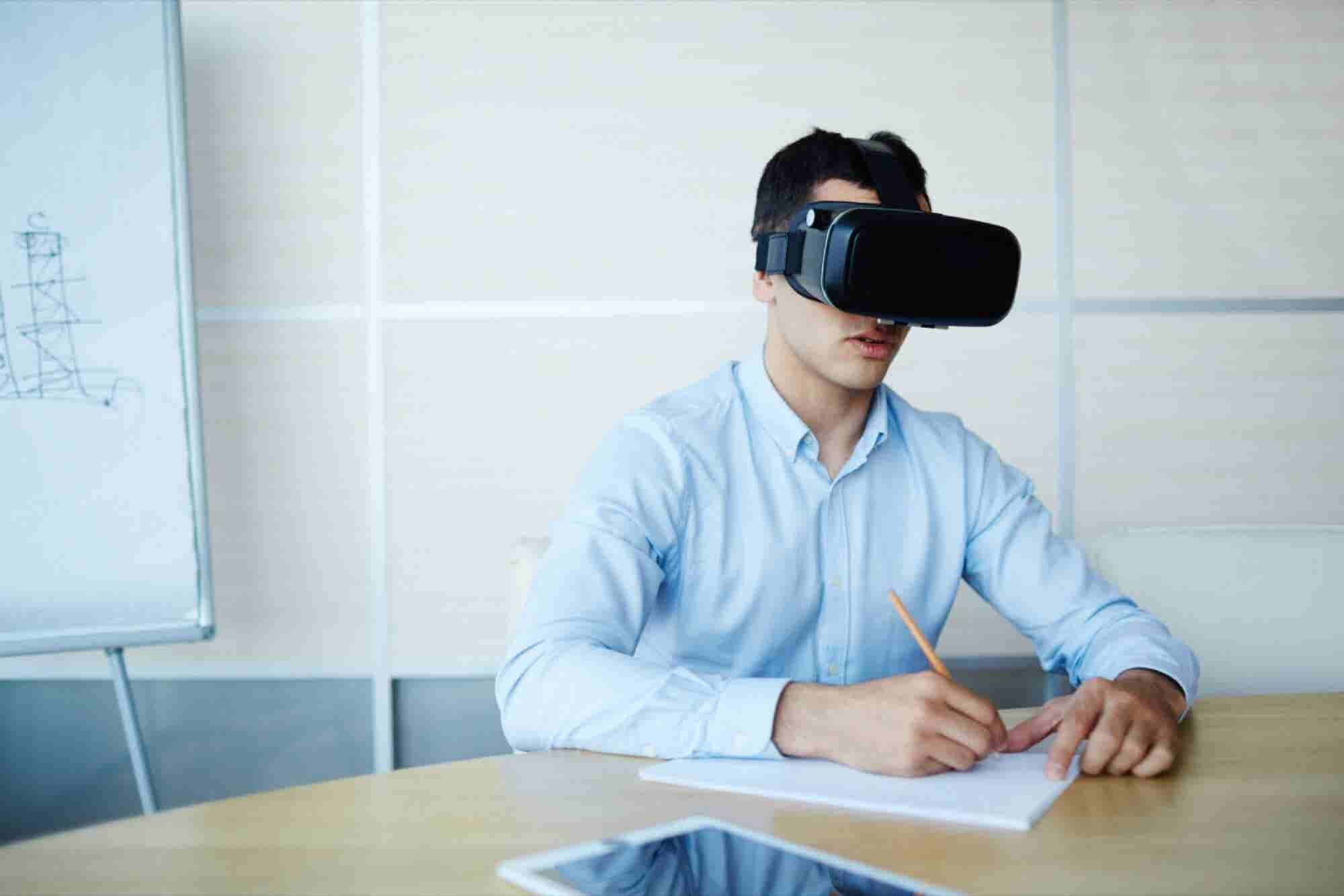 How VR Will Change the Way We Work