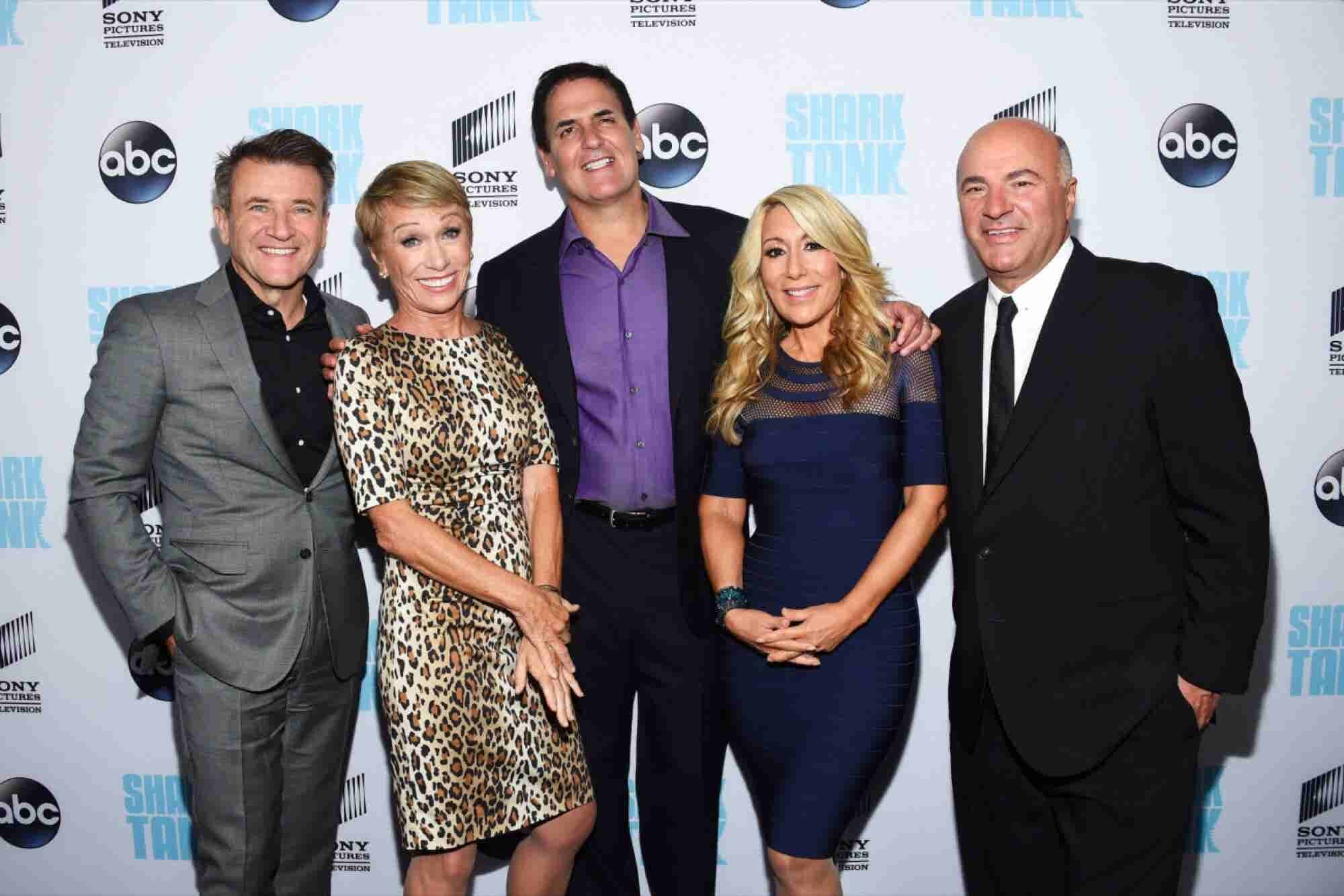 Exclusive: 5 'Shark Tank' Stars Weigh in on the Marijuana Boom