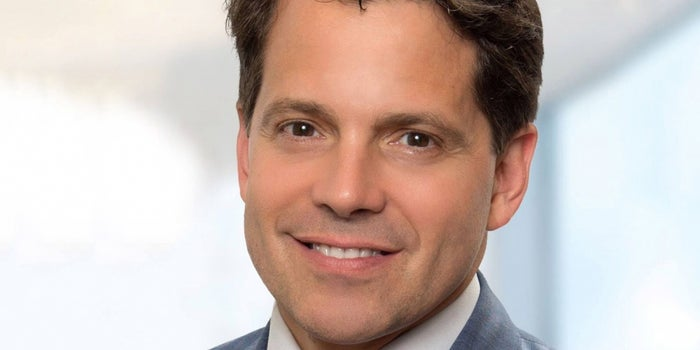 Anthony Scaramucci Wants to Have an Honest Conversation About Entrepreneurship