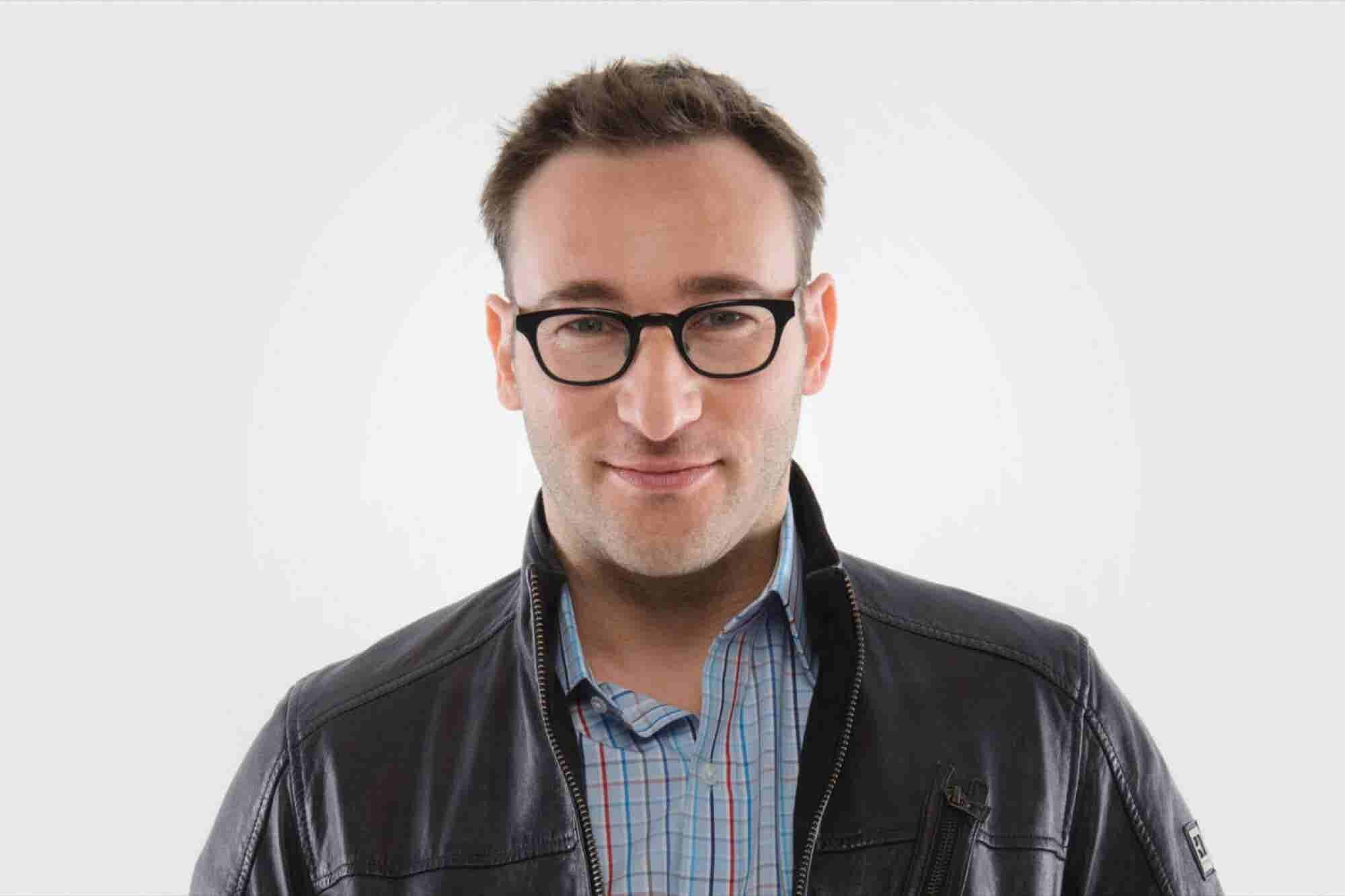 Simon Sinek: Why Leadership is Better 'Together'