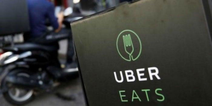 Uber te quiere llevar la comida…con bicicletas