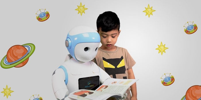 Why Parent Your Kids When This Robot Nanny Can Do the Job for You?