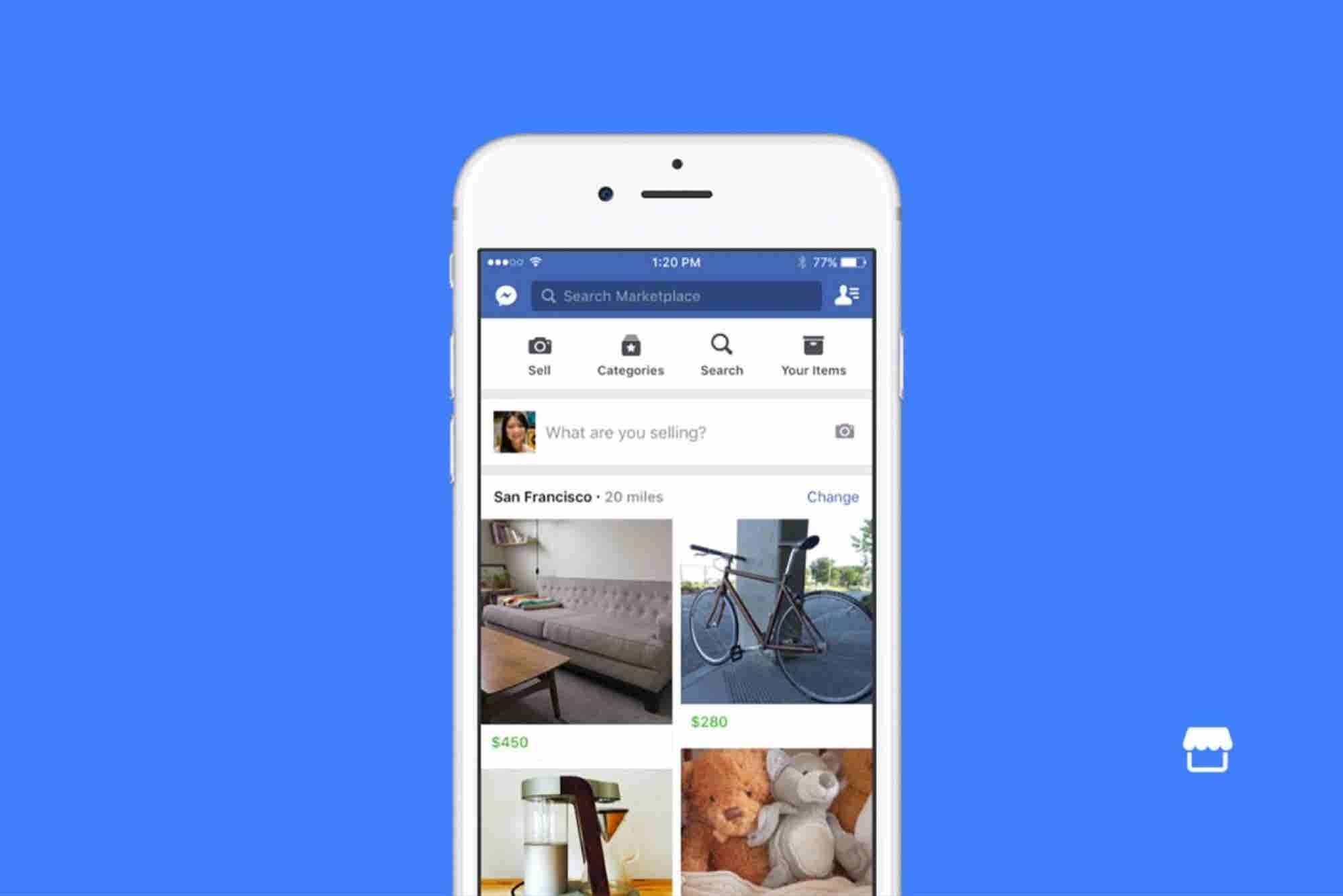Facebook Opens Marketplace to Take on eBay and Craigslist
