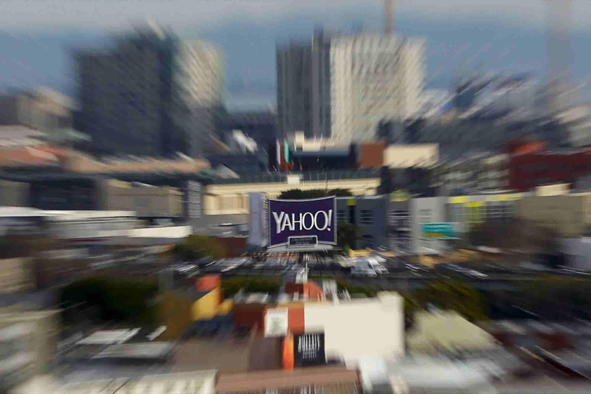 Yahoo Secretly Scanned Customer Emails for U.S. Intelligence