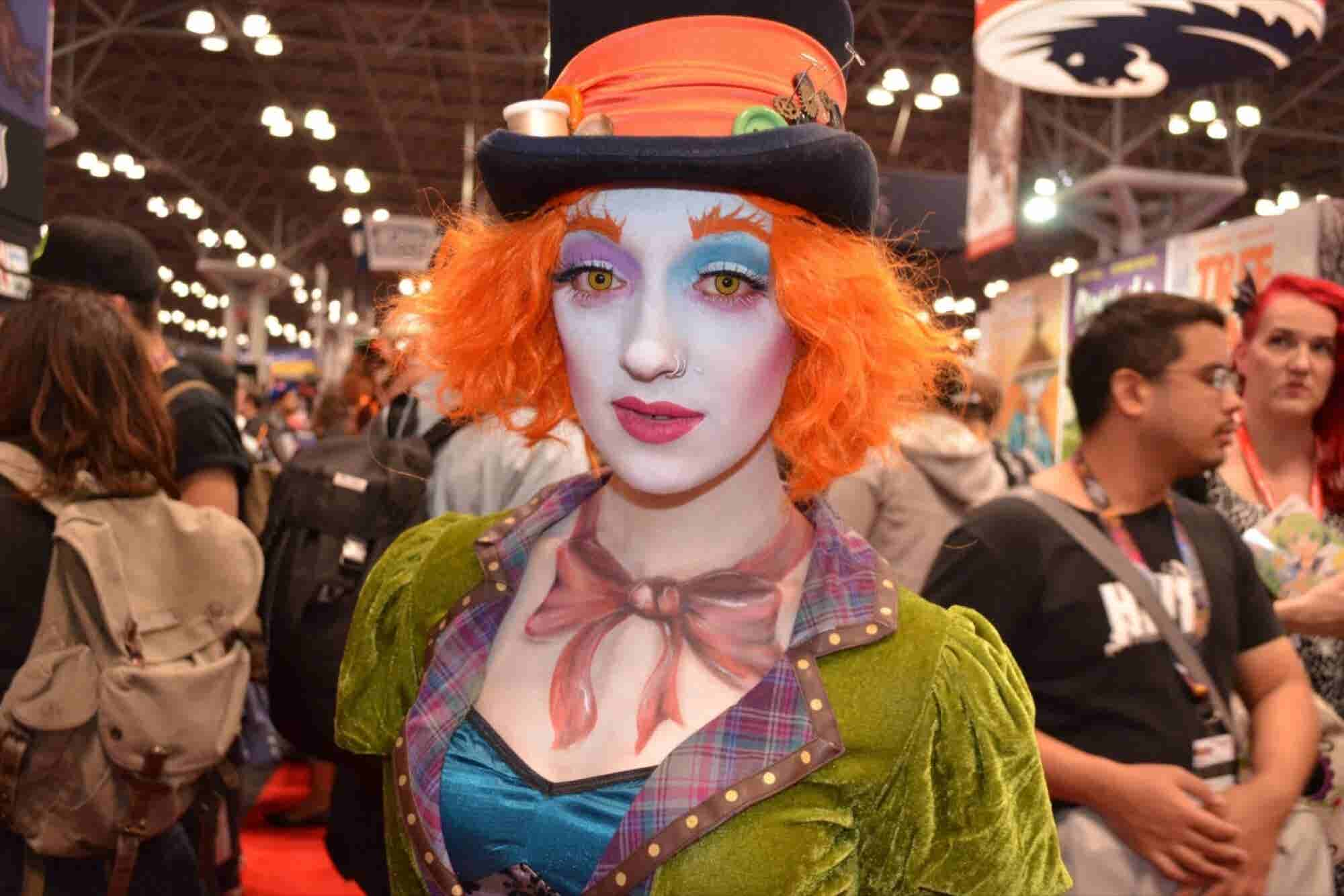 Check Out Mind-Blowing Cosplay from New York Comic Con (Slideshow)