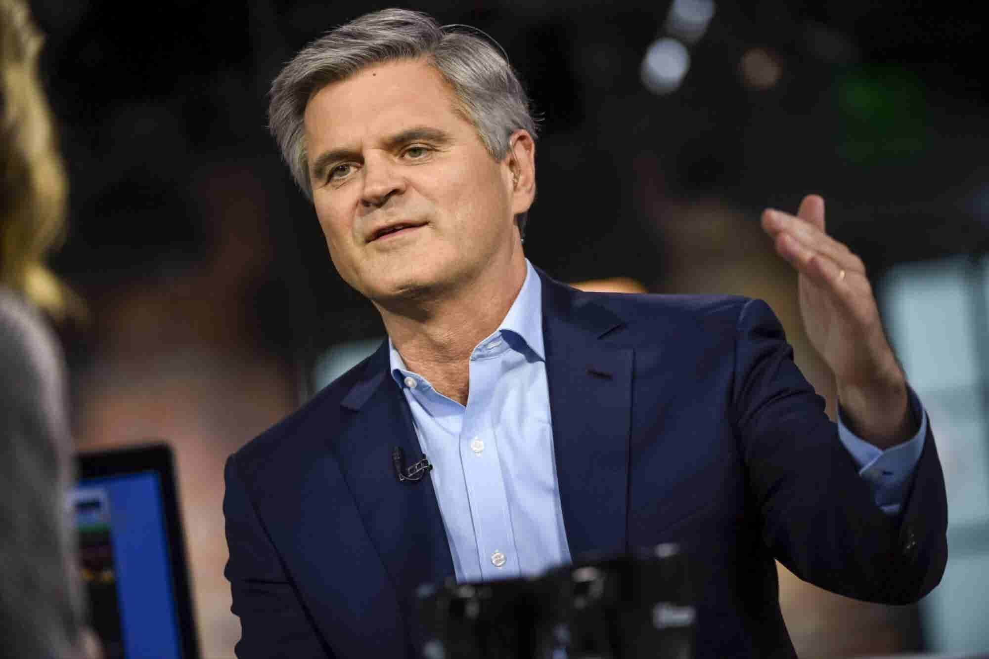Steve Case: Confidence Is Silicon Valley's Most Powerful Advantage