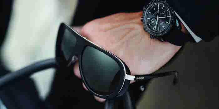 The Executive Selection: OMEGA Sunglasses