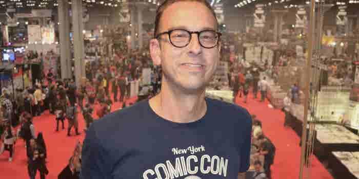 Meet the Evil Genius Behind New York Comic Con
