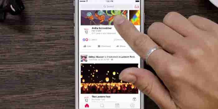 Facebook Launches New Events App