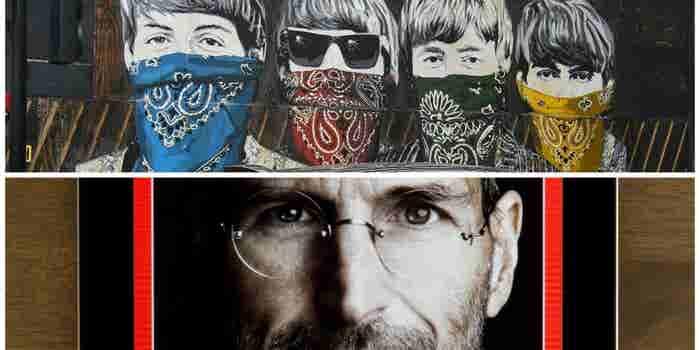 The Beatles vs Steve Jobs: la importancia de registrar tu marca