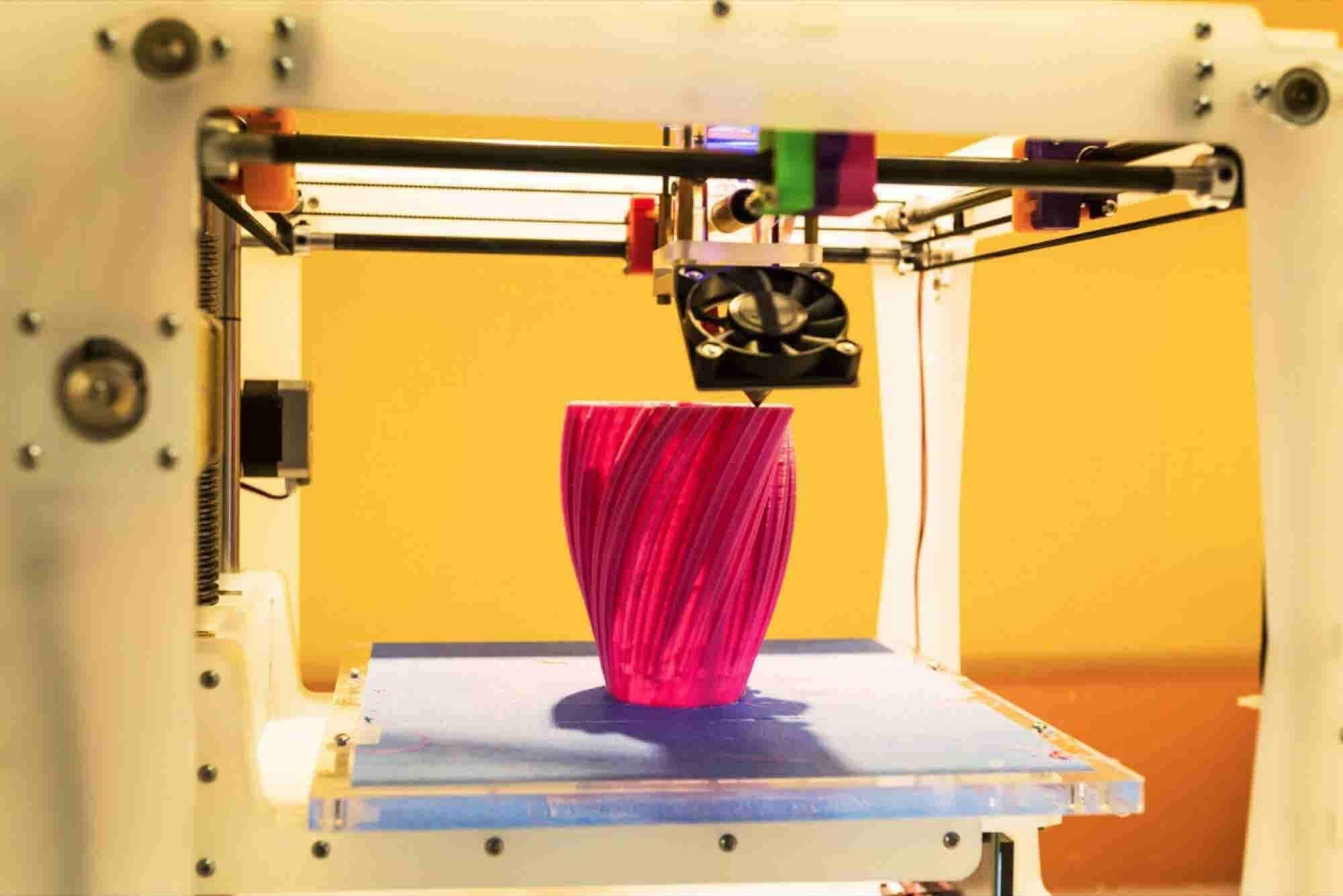 Cómo montar un centro de impresión 3D