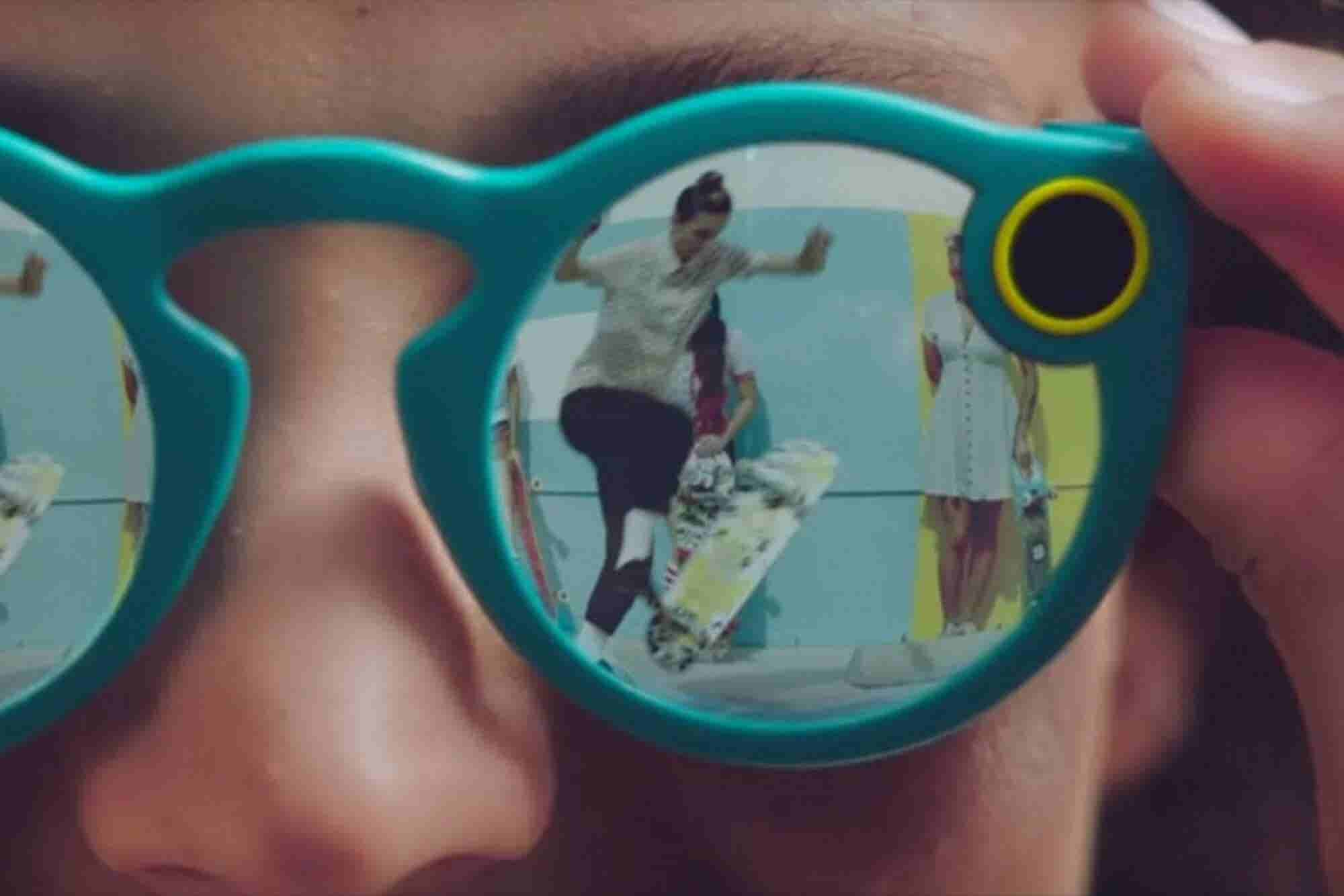 Snapchat's Spectacles: Not Just for Millennials