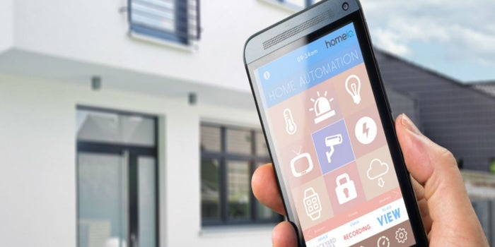 HomeIQ Offers A Wireless Management System For Your Home
