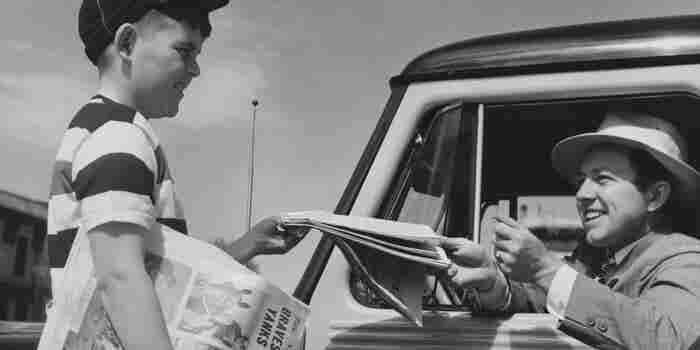 8 Paper-Route Principles of Success From Walt Disney, Warren Buffett and Tom Cruise