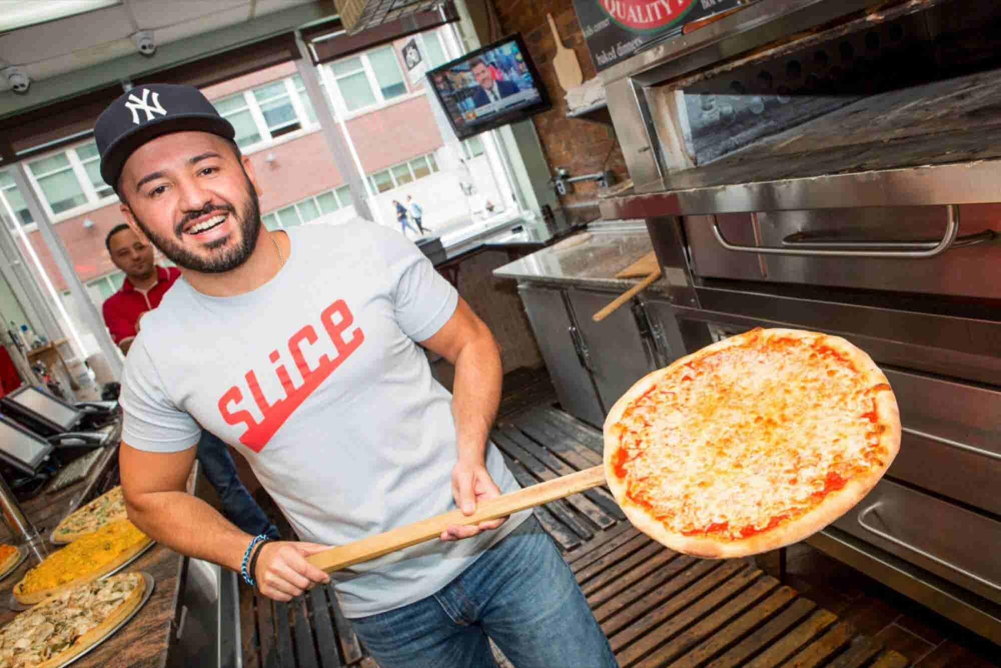 This One-Person Pizza Startup Has Hired More Than 100 People in Less Than a Year
