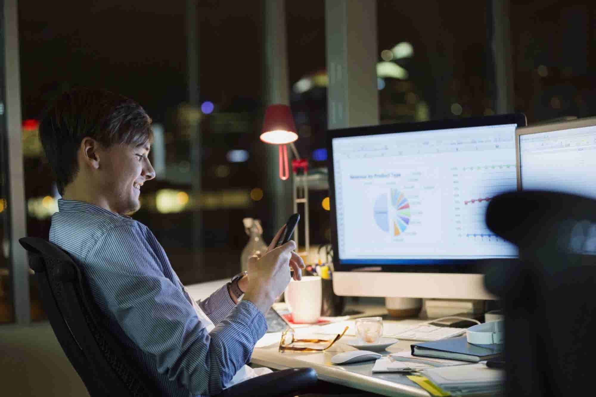 Low Productivity? You May Need a Digital Detox.