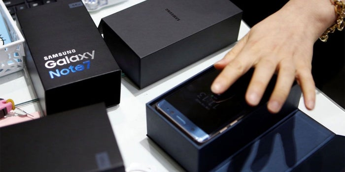Samsung Flags $5.3 Billion Profit Hit From Note 7 Failure