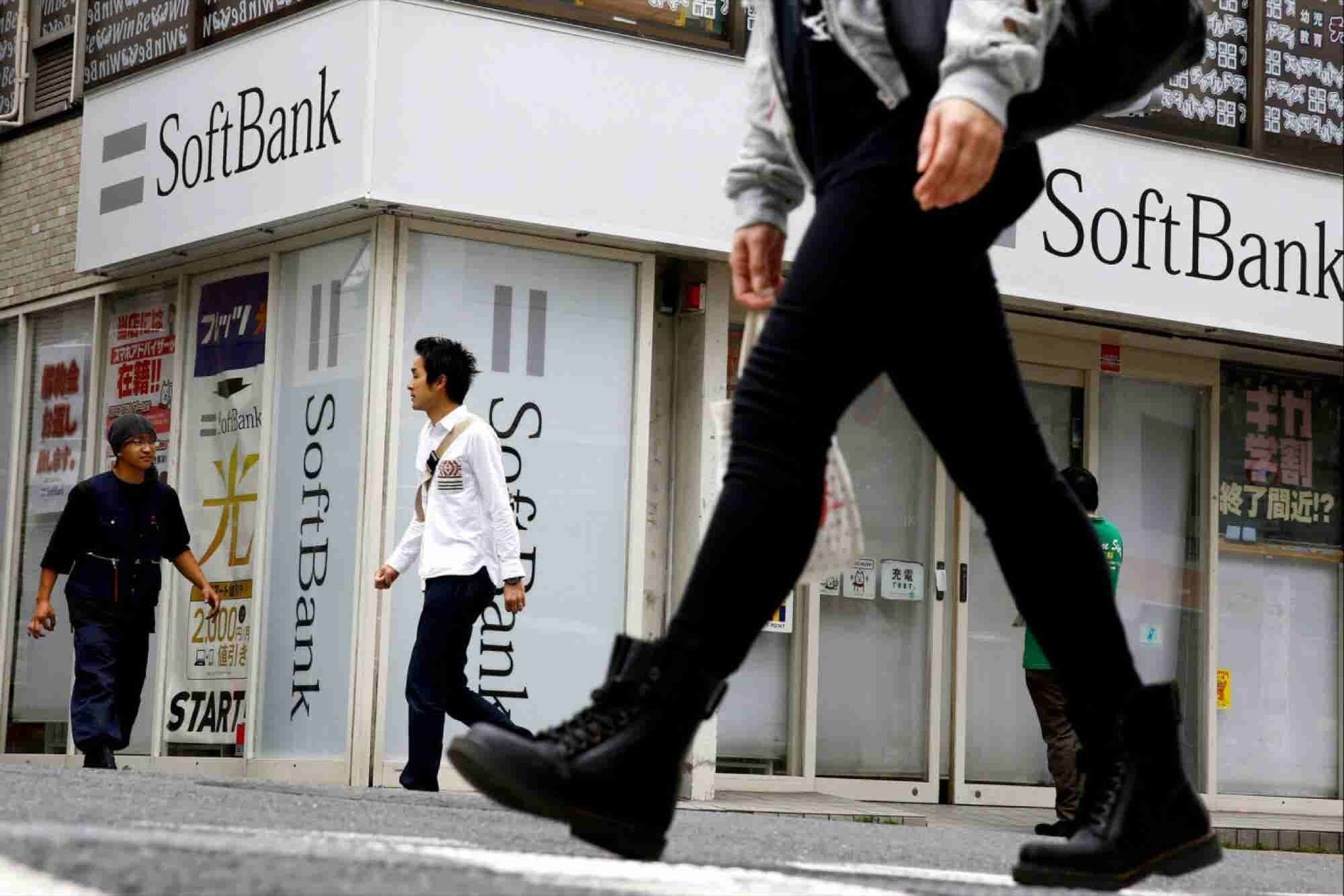 Saudi Arabia, SoftBank Aim to Be World's Top Tech Investor With $100 B...