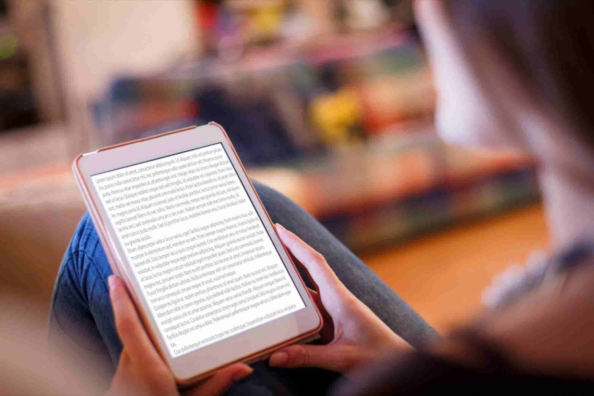 3 Steps to Writing and Promoting an eBook