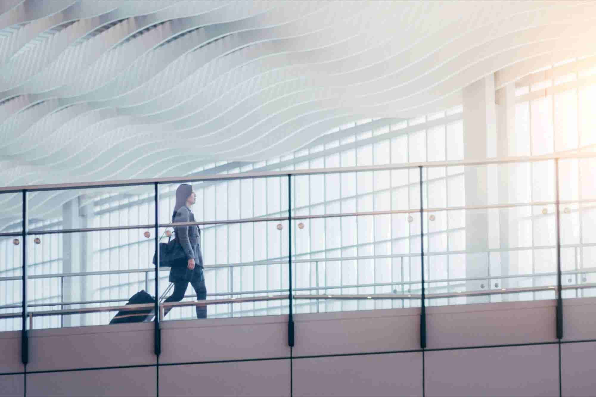 7 Tips to Keep Business Travel From Driving You Crazy