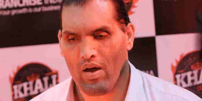 The Great Khali Is Now An Entrepreneur