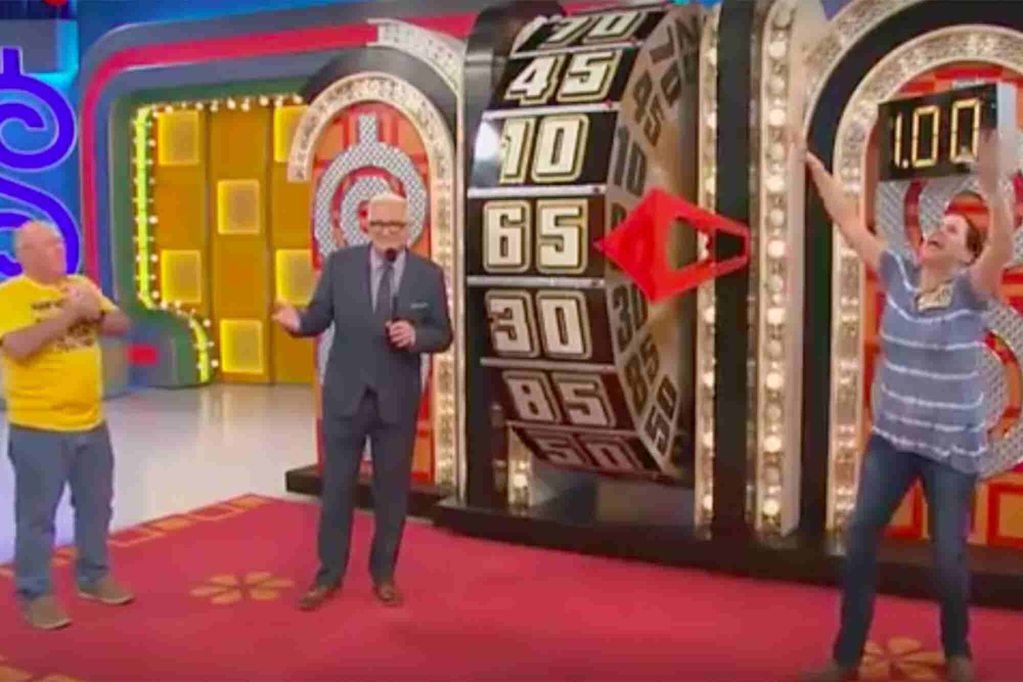 Watch 'Price Is Right' Contestants Lose Their Minds in an Epic Three-Way!