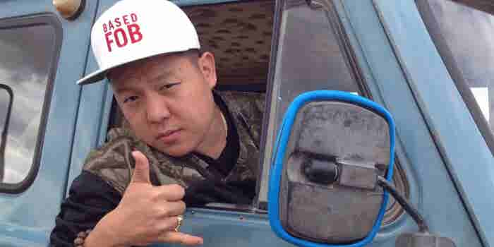 Eddie Huang on Embracing Your Inner Weirdo, Being an Outlier and Never Selling Out