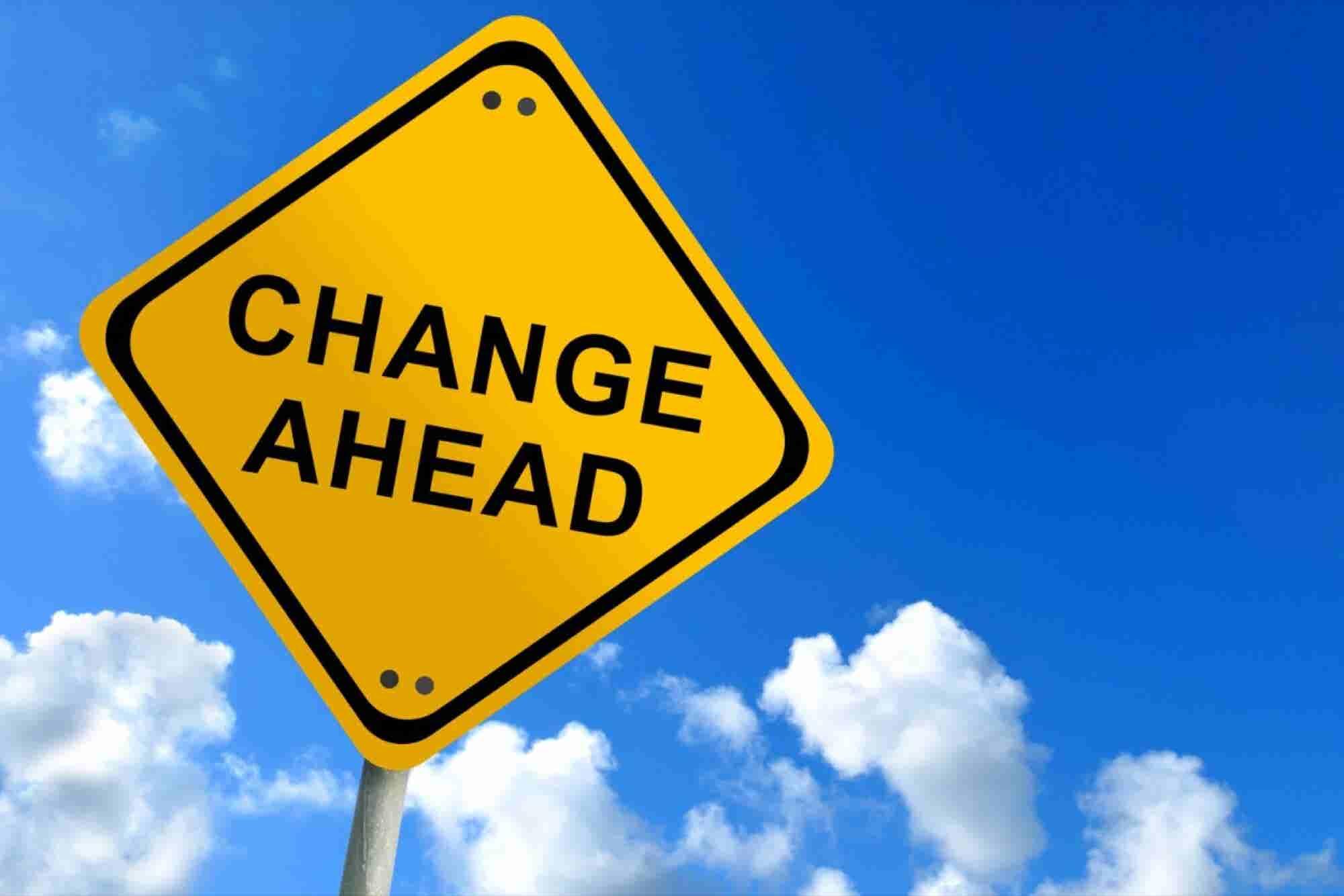 7 pasos para dominar el cambio en las organizaciones
