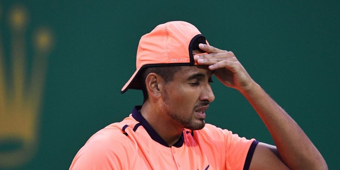 This Tennis Pro Gives Quitting a Really Bad Name