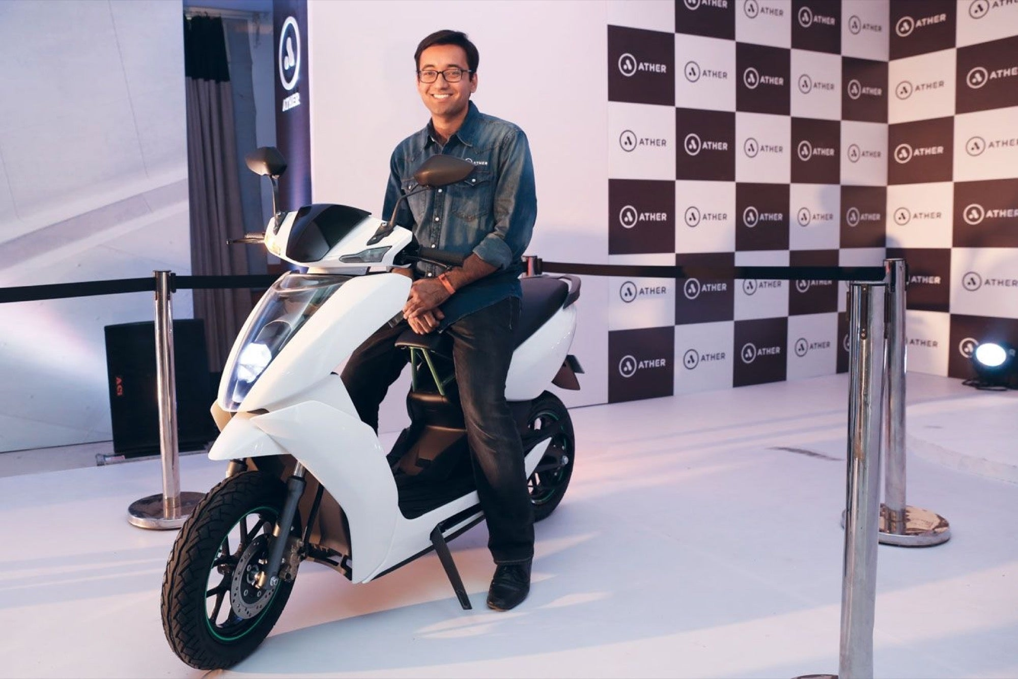 These Startups Are Electrifying India's Scooters
