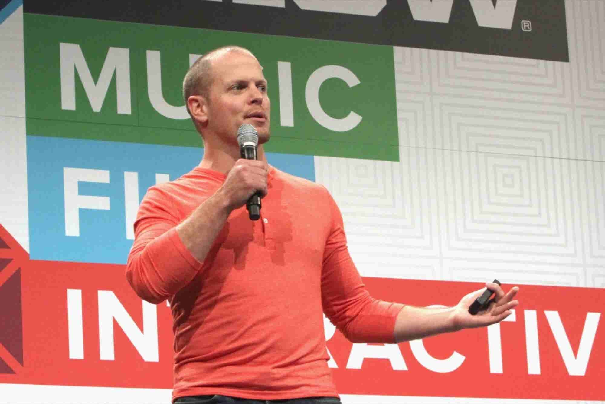 3 Lessons From Tim Ferriss About Avoiding Burnout