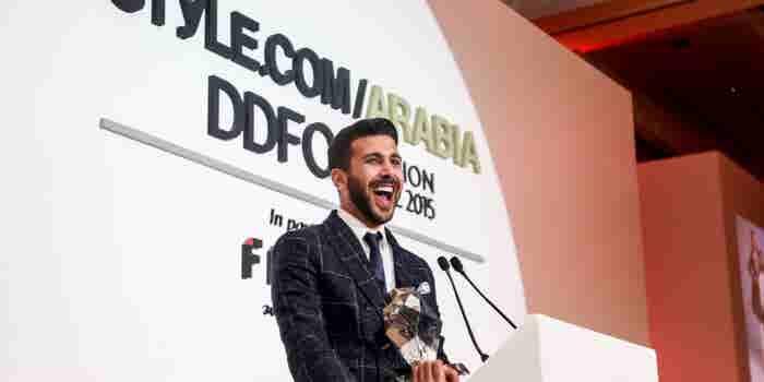 Inspired Pursuits: Designer Hussein Bazaza