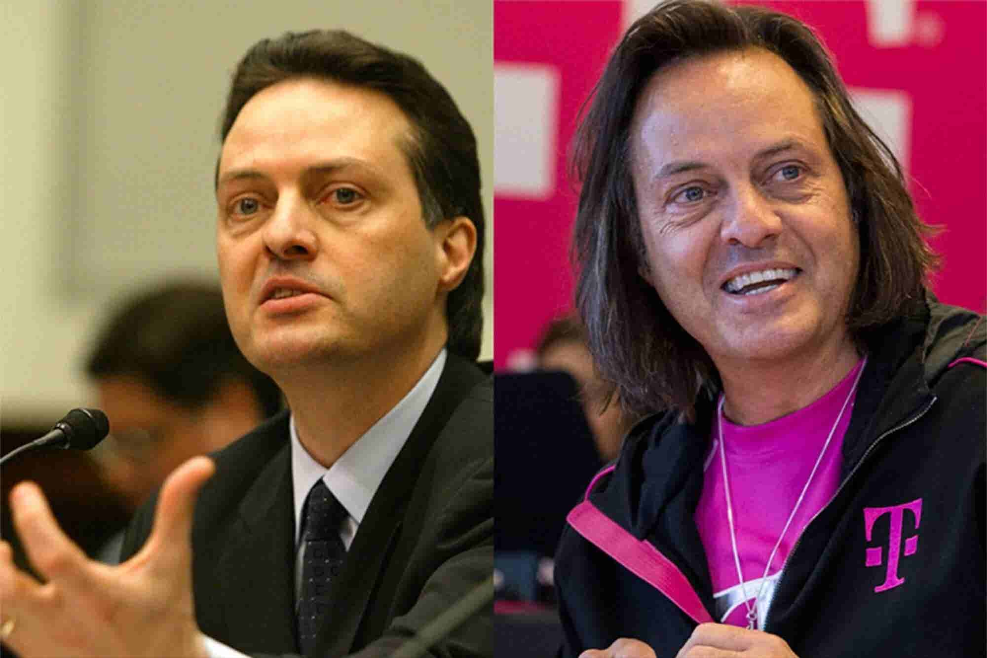 T-Mobile's CEO Says Reinventing Himself Was Key to Transforming the Co...
