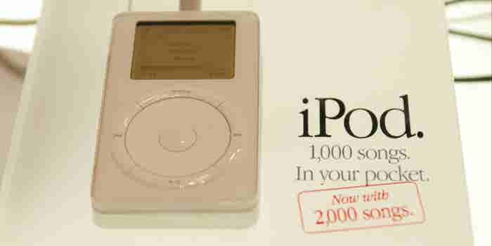 The World-Shaking iPod Just Turned 15 Years Old