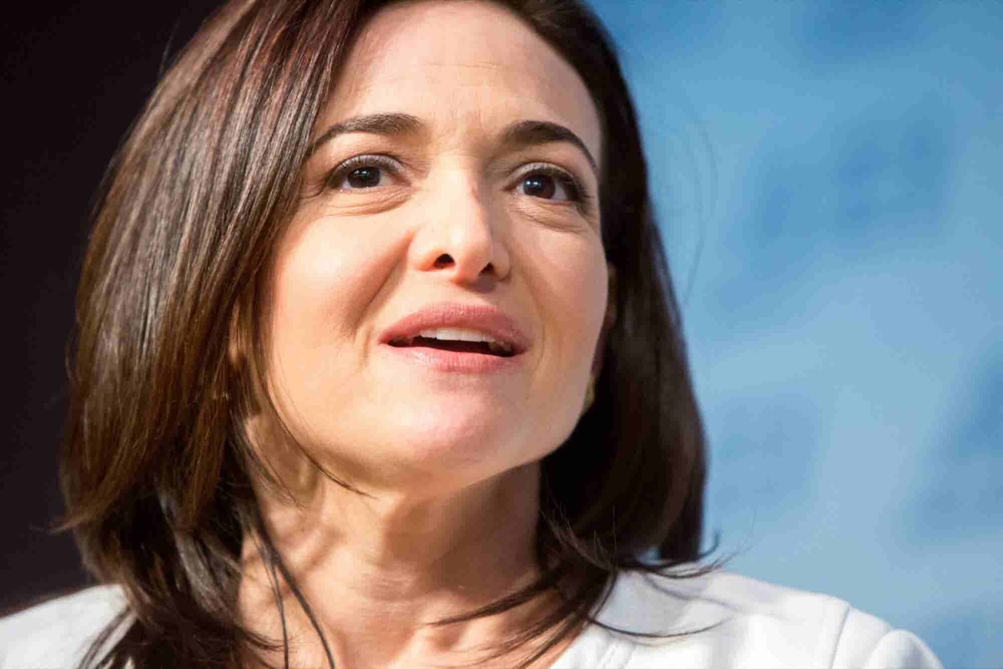 Sheryl Sandberg, Lean In 2.0 and Corporate Gender Bias