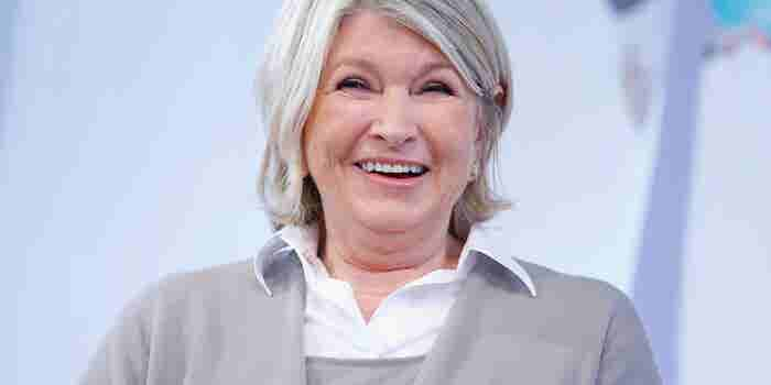 Martha Stewart: These Are the Ingredients That Yield Business Success