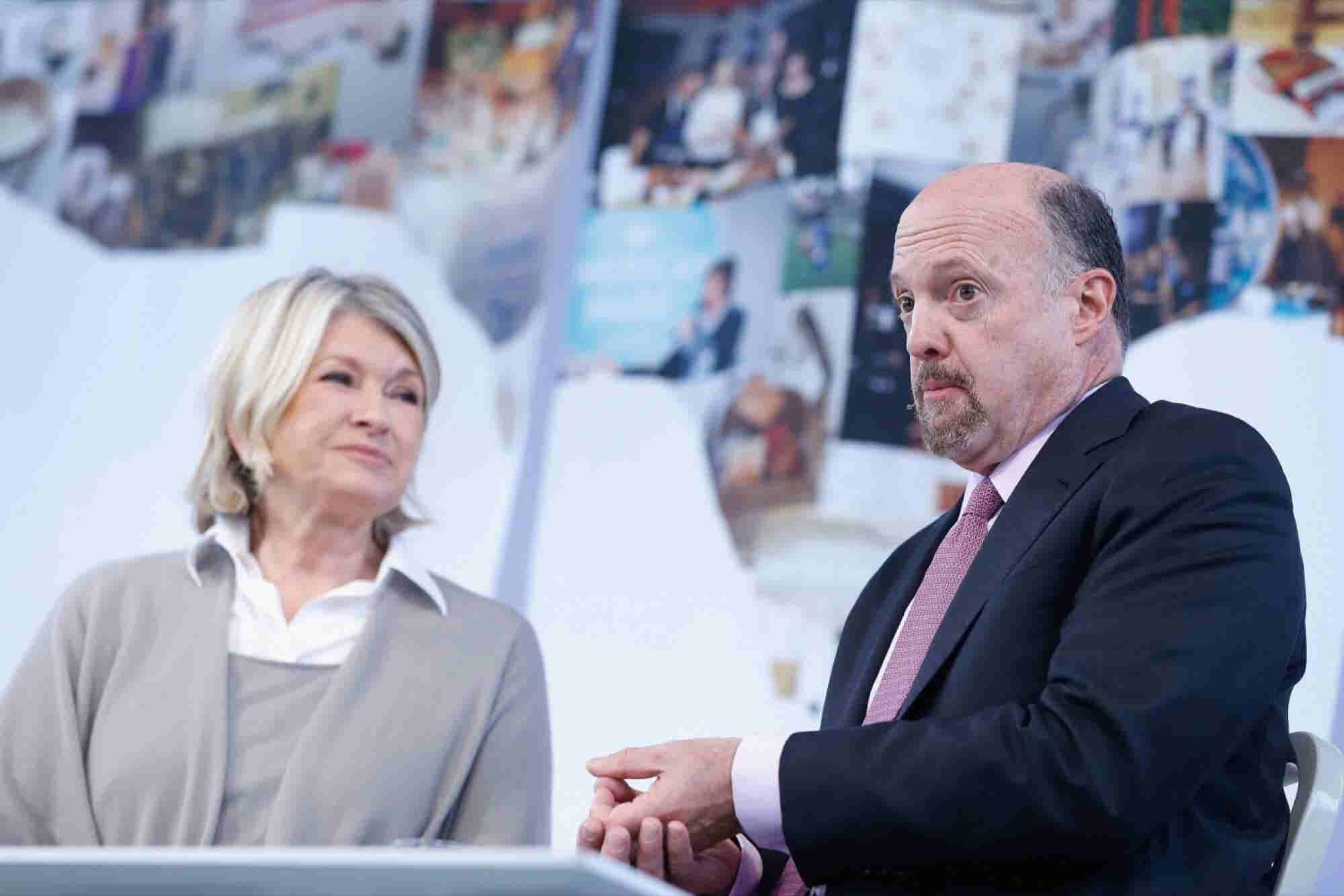 The Surprising App That Worries 'Mad Money's' Jim Cramer