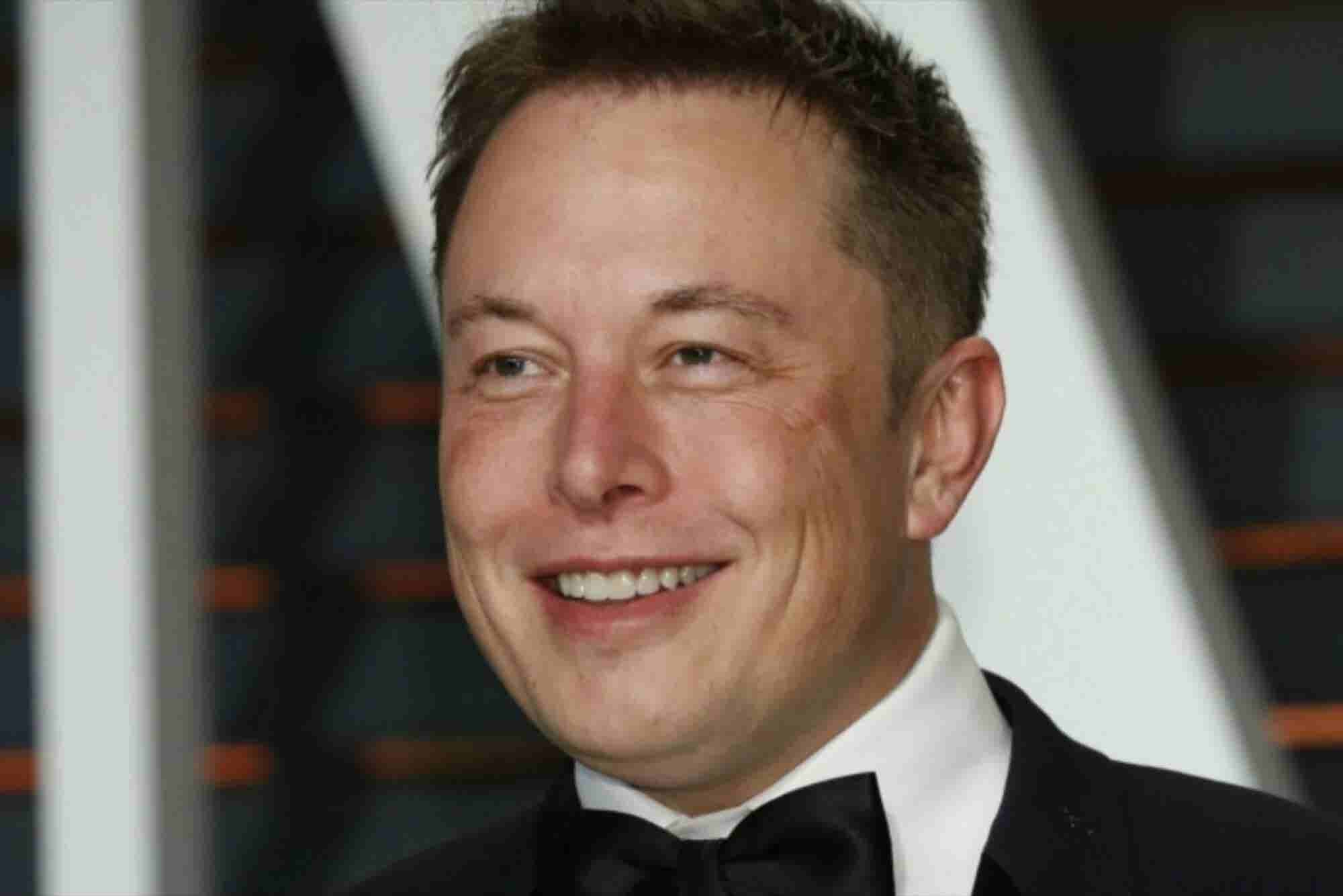 And the Most Admired Tech Founder Is ... Elon Musk