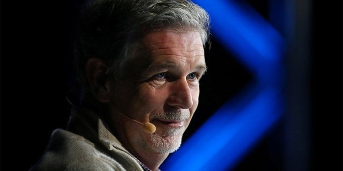Netflix CEO Gives Conditional Approval of AT&T-Time Warner Deal