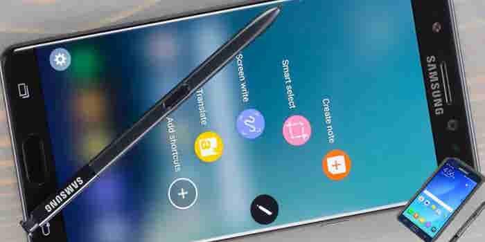 Samsung Still Number-One Smartphone Vendor, Despite Note 7 Debacle