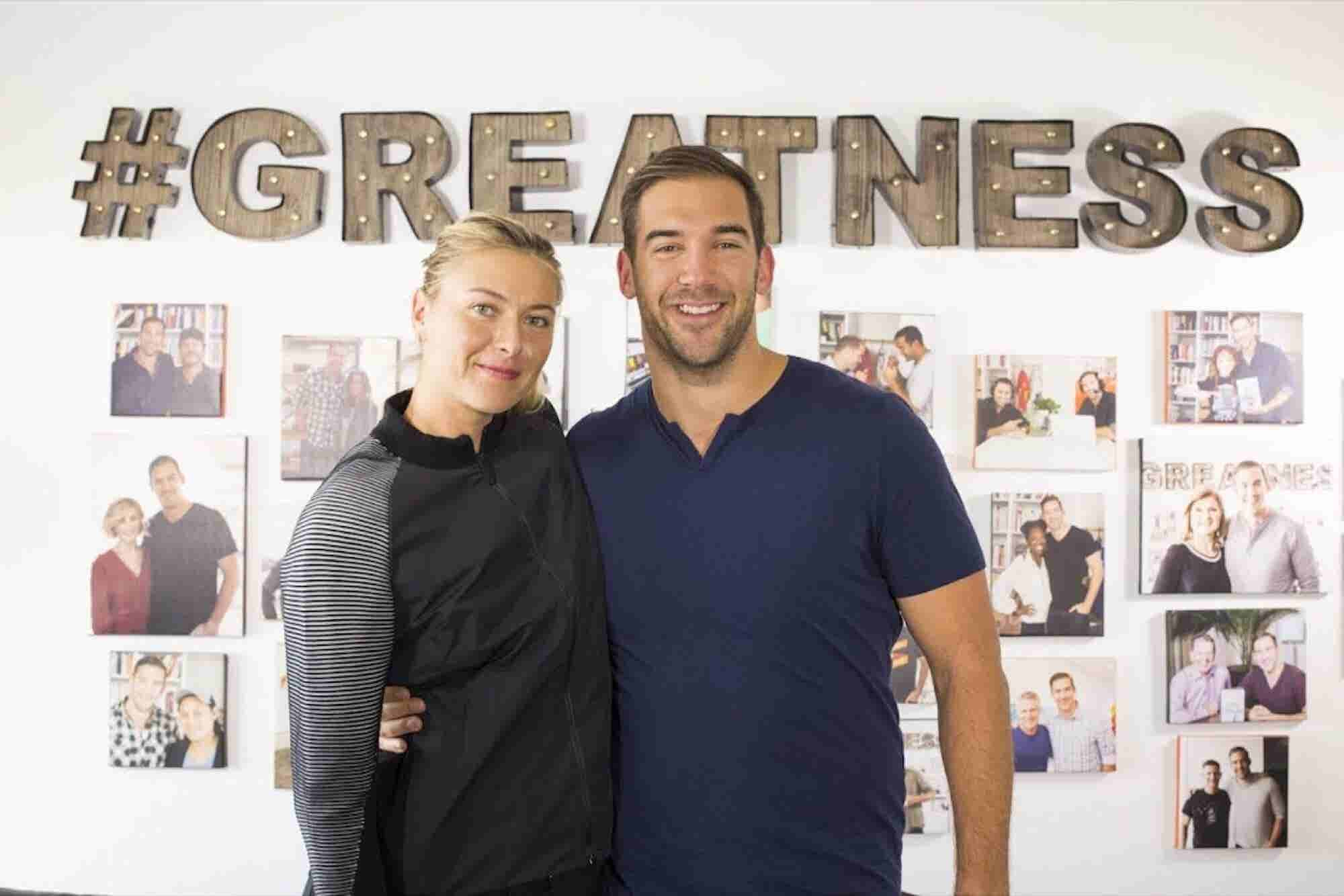 Maria Sharapova on Being a Champion On and Off the Court