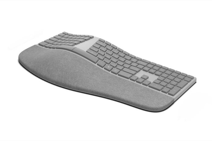 Microsoft's New Surface Ergonomic Keyboard Is Something Special