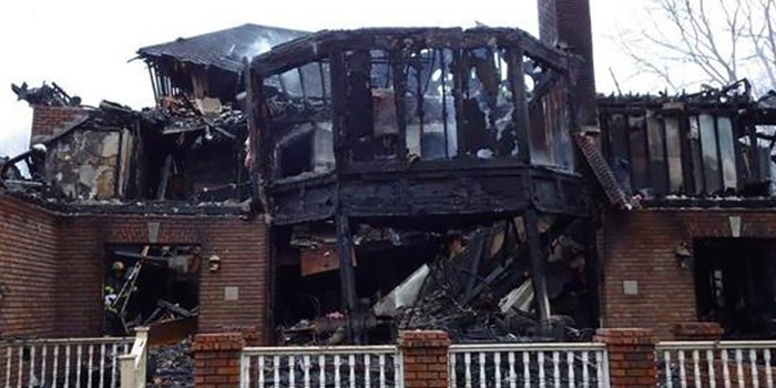 Amazon Sued After Family Claims Hoverboard Fire Burned Down Their House