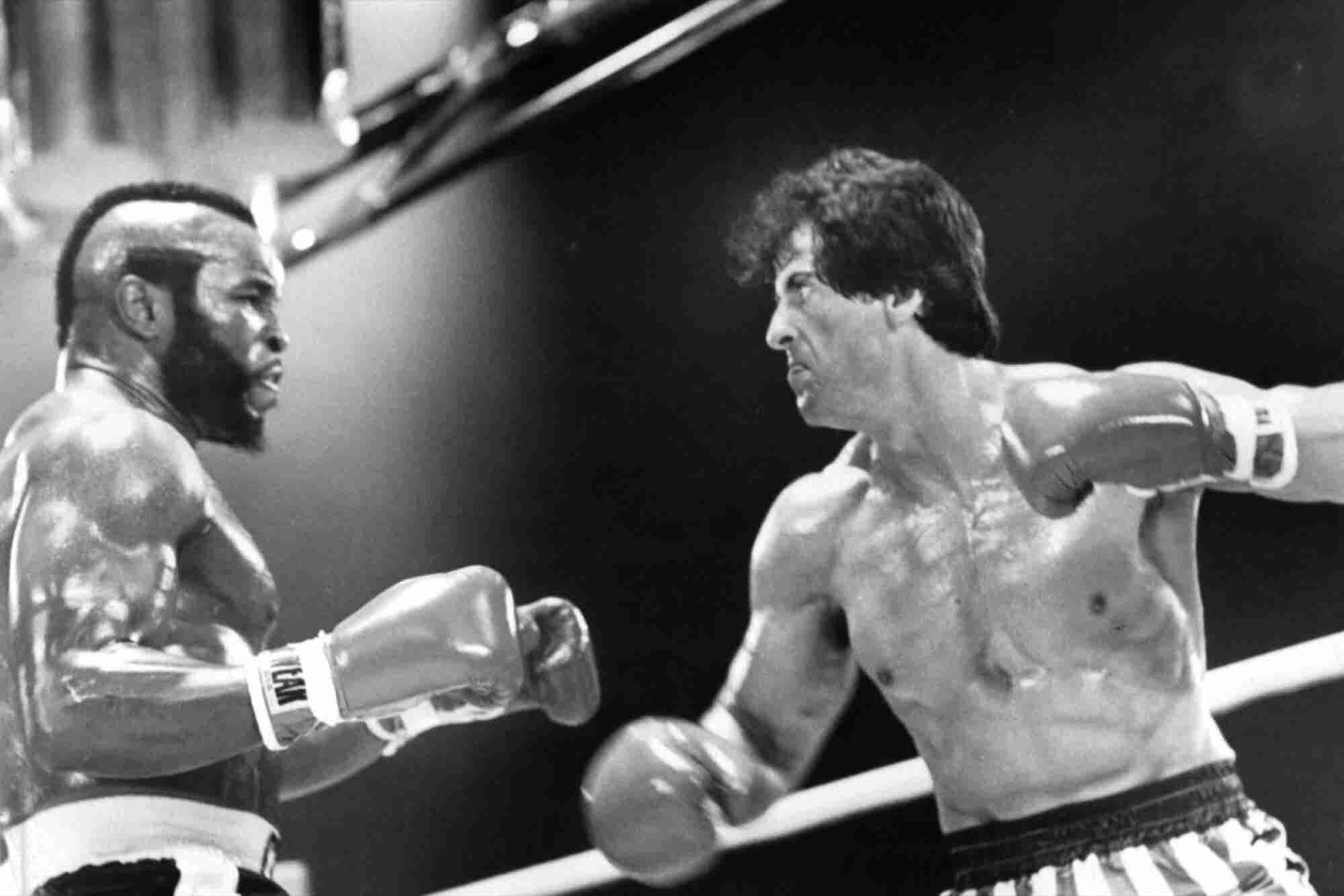 The Big Lesson Business Owners Can Learn From Rocky Balboa