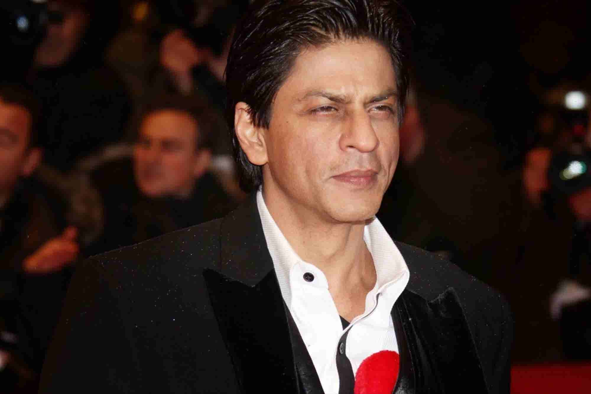 As SRK Turns 51, We Will Tell You What You Can Learn From This Star Entrepreneur