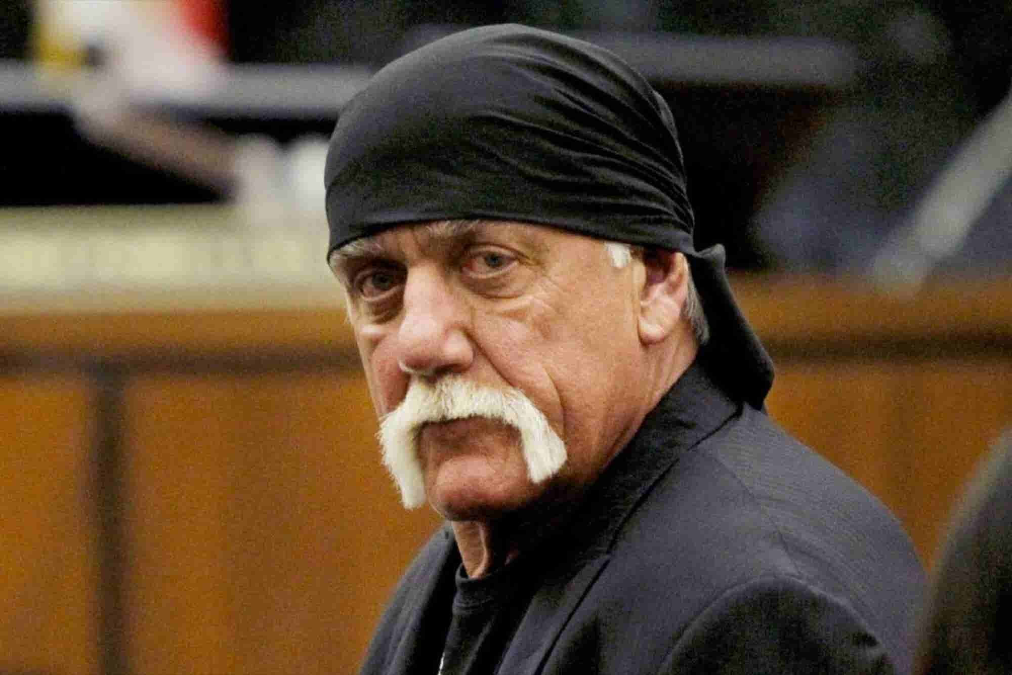 Gawker Settles With Ex-Pro Wrestler Hulk Hogan for $31 Million